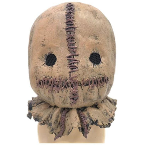 Halloween Trick 'r Treat Samhain Sam Latex Mask Trick 'r Treat Costume Prop