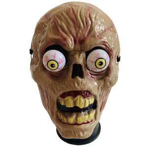 Halloween Gruesome Zombie Spring Eye Balls Masks Monstrous Vampire Mask Party Prop
