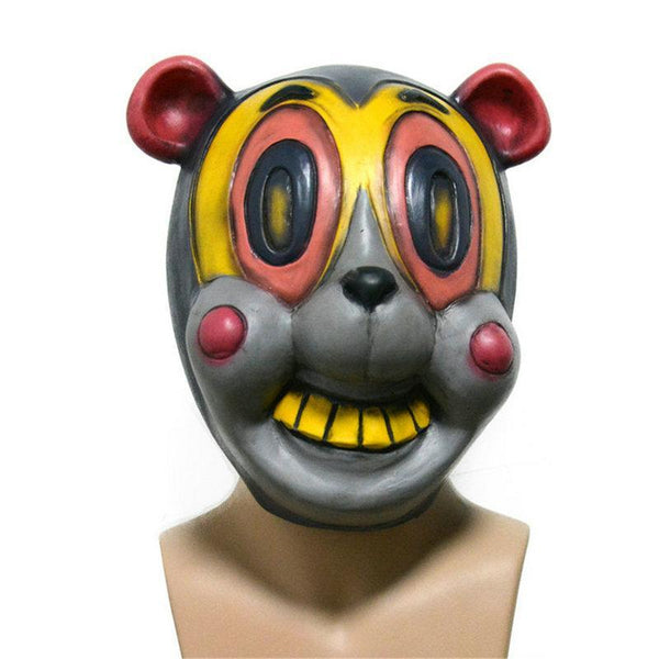 Kids Hazel Costume Mask The Umbrella Academy Costume Party Prop