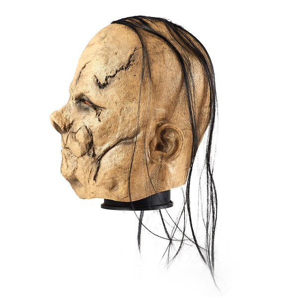 Scary Stories to Tell in the Dark Harold The Scarecrow Mask Halloween Party Costume Prop