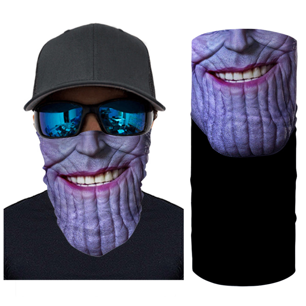 Thanos Bandana Pirate Cap Multifunctional