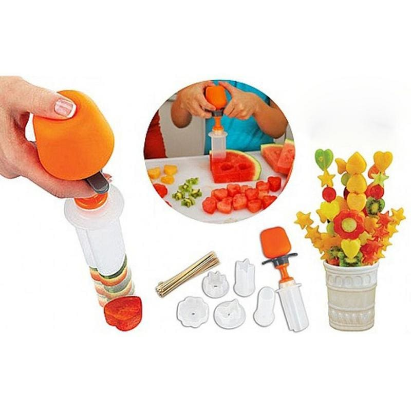 Creative-Kitchen-Pop-Tools-Plastic-Vegetable-Fruit-Shape-Cutter-Slicer-Veggie-Food-Chef-Snack-Maker-Cake