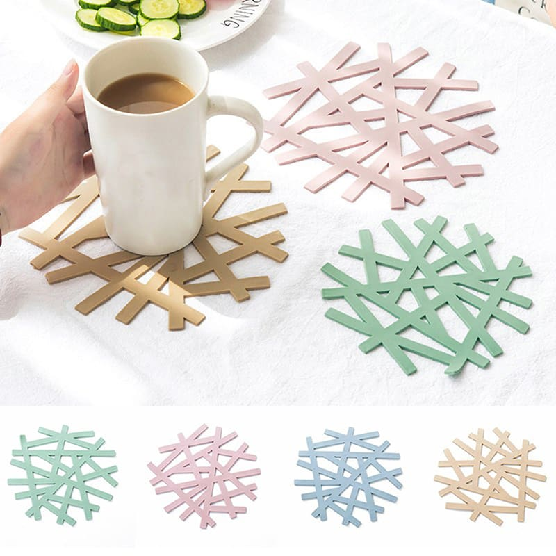 Snowflake Pad Kitchen Nonslip mat