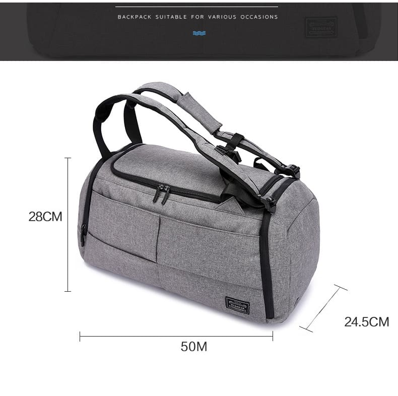 Men Sport Fitness Bag