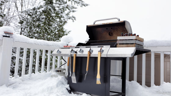 Can You Grill in the Winter?