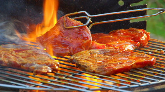 What Large Meats Can You Cook on the Grill with Indirect Heat?