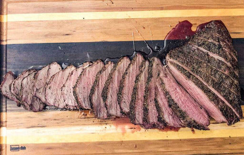 Perfect Smoked Tri-Tip