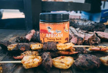 Load image into Gallery viewer, African Curry Jerk Instant Wet Marinade - Case Of 12 - Jamaican Jerk Seasoning Marinade Sauce