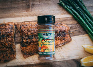 Booyah Authentic Jamaican Seasoning - Jamaican Jerk Seasoning Marinade Sauce