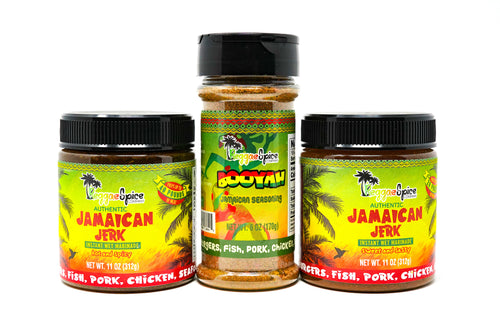 Jamaican Pack Marinade Seasoning