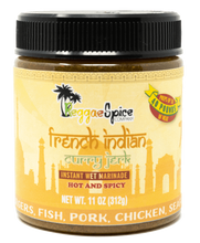 Load image into Gallery viewer, French Indian Curry - Case of 12 - Jamaican Jerk Seasoning Marinade Sauce
