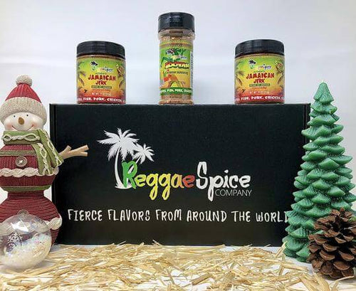Holiday Jamaican Pack Marinade Seasoning - Reggae Spice Company