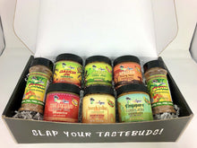 Load image into Gallery viewer, The World Tour Marinade Seasoning Gift Box - Reggaespice