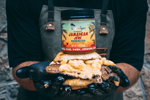 Jamaican Jerk Marinade - Case Of 12 - Reggaespice
