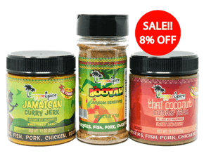 Mini Curry Pack Marinade Seasoning #2 - Reggaespice