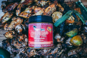 Thai Coconut Curry Jerk Marinade Seasoning - Reggaespice