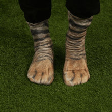 Load image into Gallery viewer, Animal Paw Socks