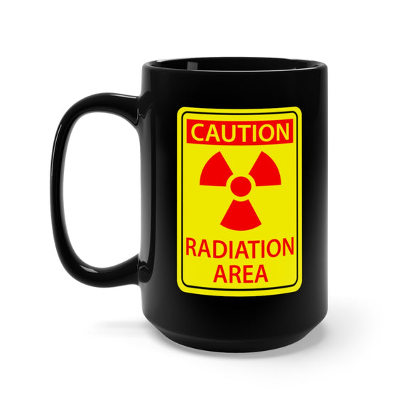Radiation Area Mug 15oz