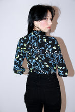 Load image into Gallery viewer, Lunar Moth Lace Trim Top