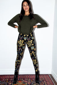 Thistle Leggings