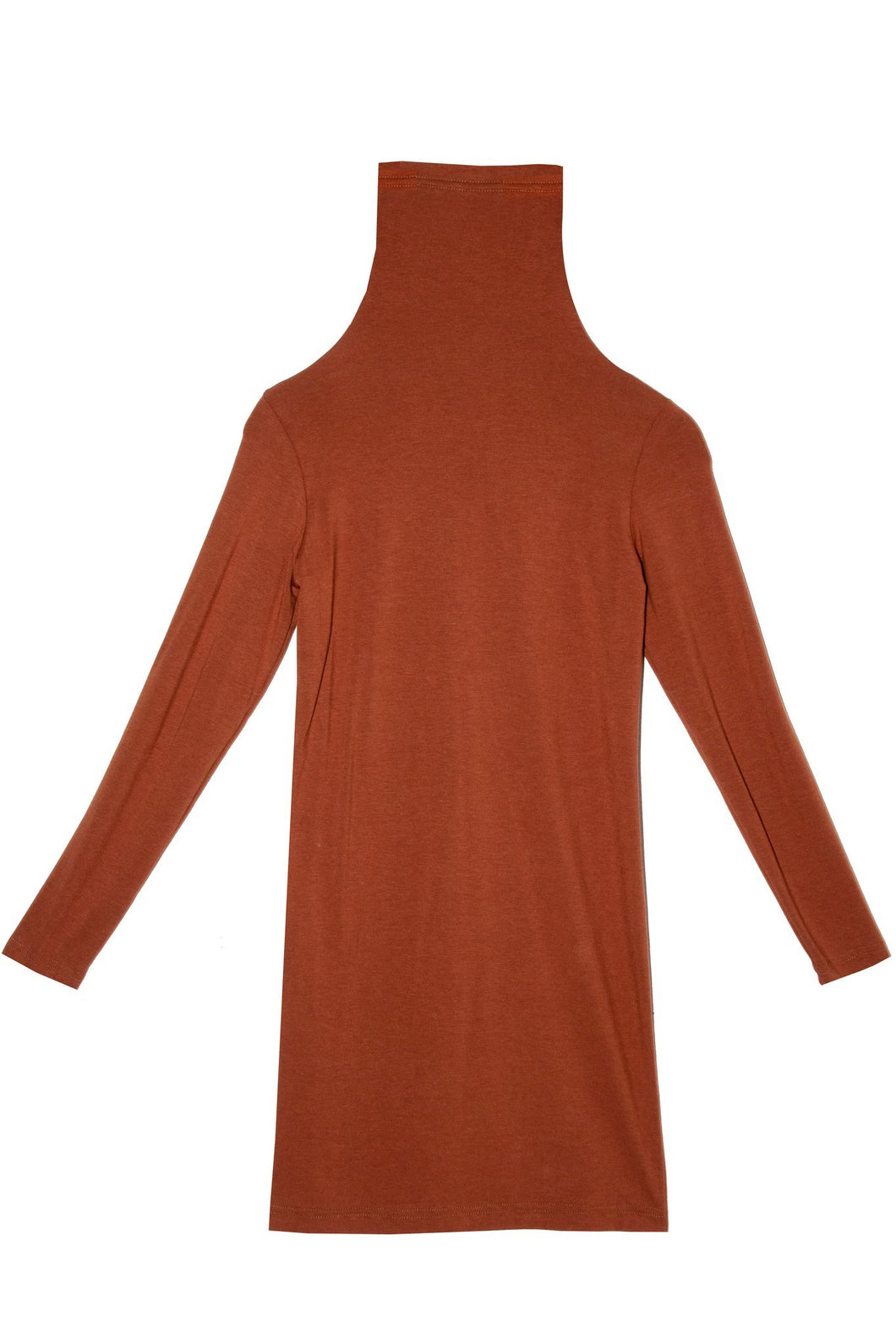 The Bandit Dress in Rust, S