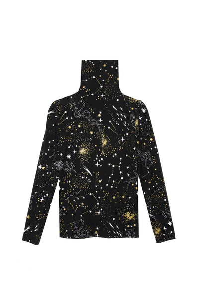 Stardust Turtleneck