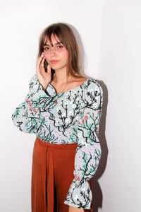 Uprooted Blouse
