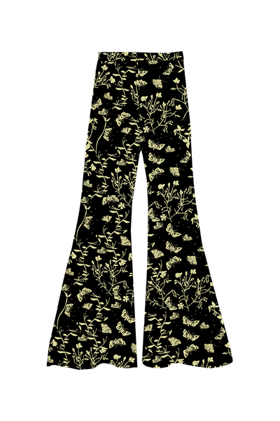 Lunar Moth Bellbottoms