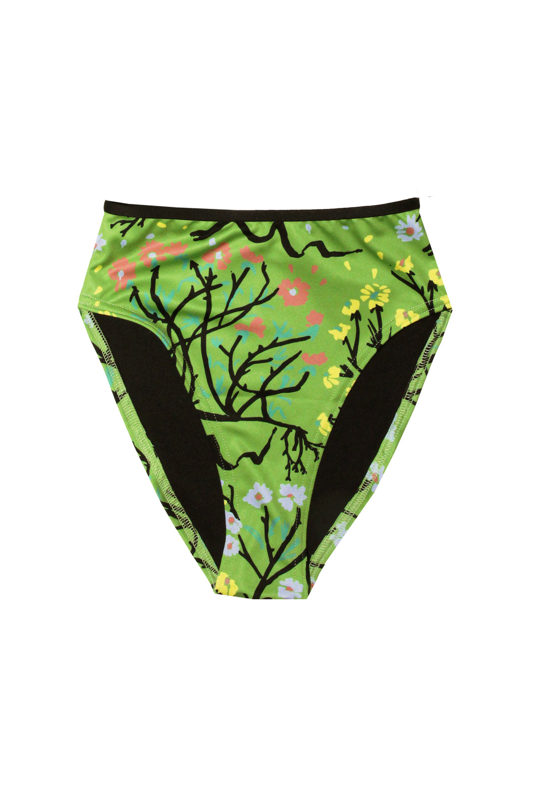 Uprooted Cheeky Bikini Bottoms