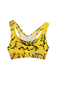 Uprooted Sports Bra