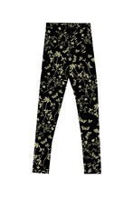 Load image into Gallery viewer, Lunar Moth Leggings