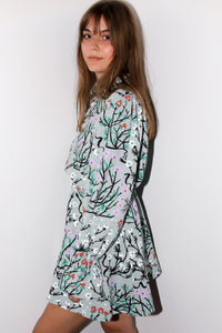 Uprooted Twiggy Dress