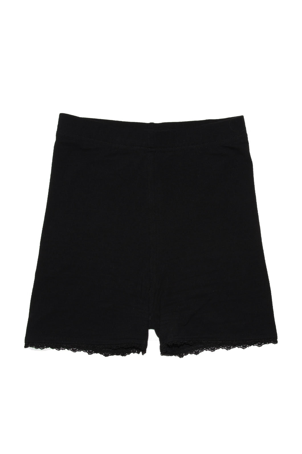 Lace Trim Bike Short