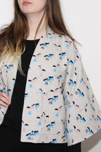 Load image into Gallery viewer, 1/1 Trophy Linen Mini Jacket