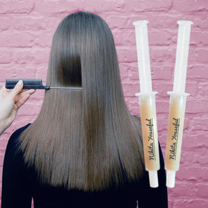 Nikita's Keratin Hair Treatment