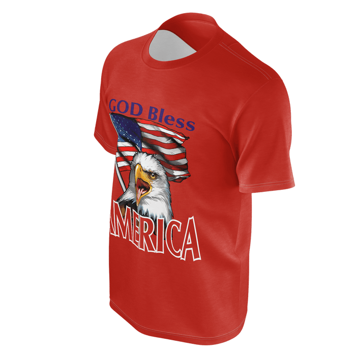 God Bless America Tee Shirt