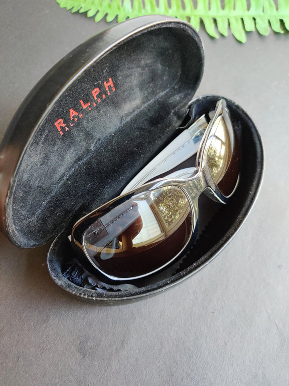 RALPH LAUREN - Sunglasses with Case