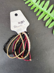 MAX - Bundle of 6 Bracelets (With Tag)