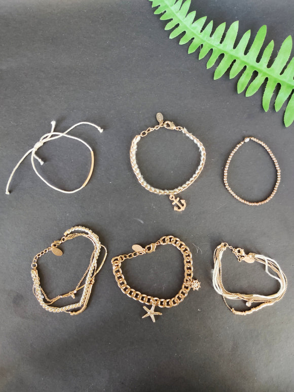 ALDO - Bundle of 6 Bracelets