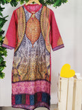 SHREE - Kurta with Print (sz L, With Tag)