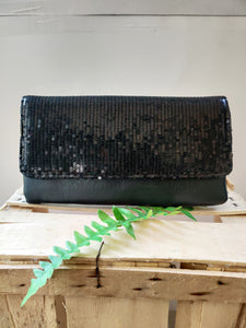AVON - Clutch with Sequins (With Tag)