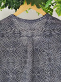 H&M - Printed Top (sz XS)