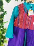 KRITI MATERNITY - Nursing Kurta  (sz L, With Tag)
