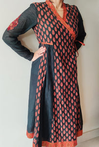 DESIGNER PAYAL PRATAP-  Wrap Around Kurta (sz M)