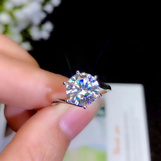 Moissanite Care & Cleaning