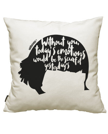 fundas cojines amelie - without you..., talla 50 x 50