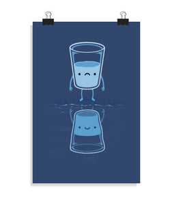 posters bright side, talla 20 x 30