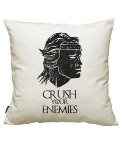 fundas cojines conan crush your enemies, talla 50 x 50