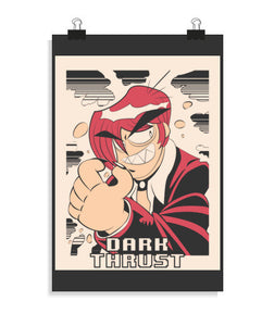 posters dark thrust_2, talla 20 x 30