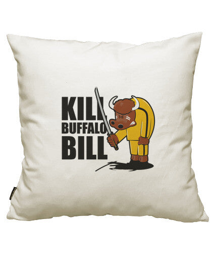fundas cojines kill buffalo bill, talla 50 x 50